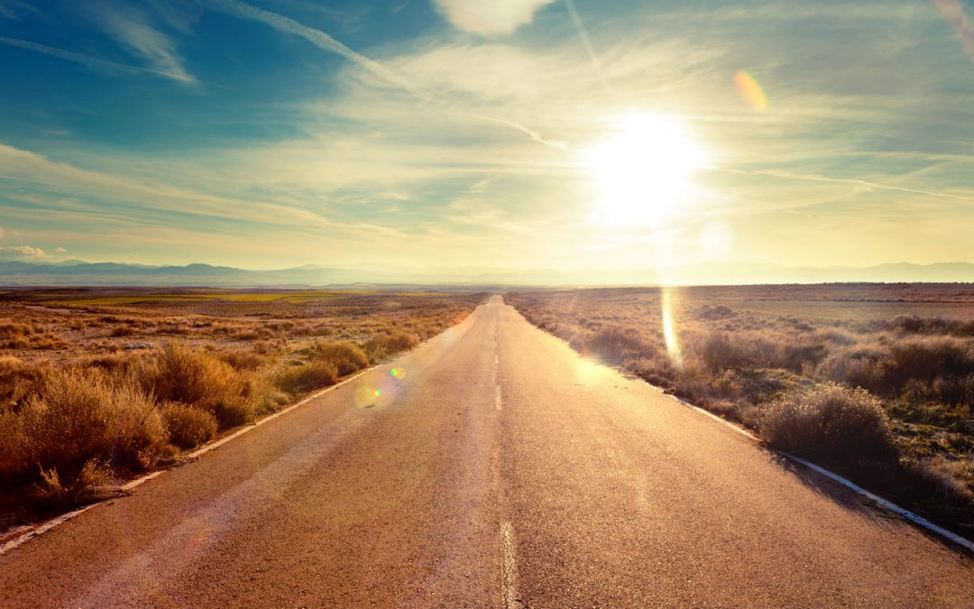 The shocking truth: You may never reach the destination you set out to find – and it doesn't matter